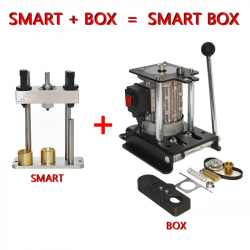 SMART BOX PRESS OMV WITH 2 WORK STATIONS